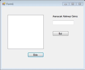 Dizi Arama Form1 emresupcin 300x247 - Visual Basic.NET Dizi Sıralama ve Ters Çevirme...