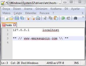 Hosts Dosyasi Nedir emresupcin 300x231 - Sunucu Dosyası Nedir ve Nasıl Kullanılır?