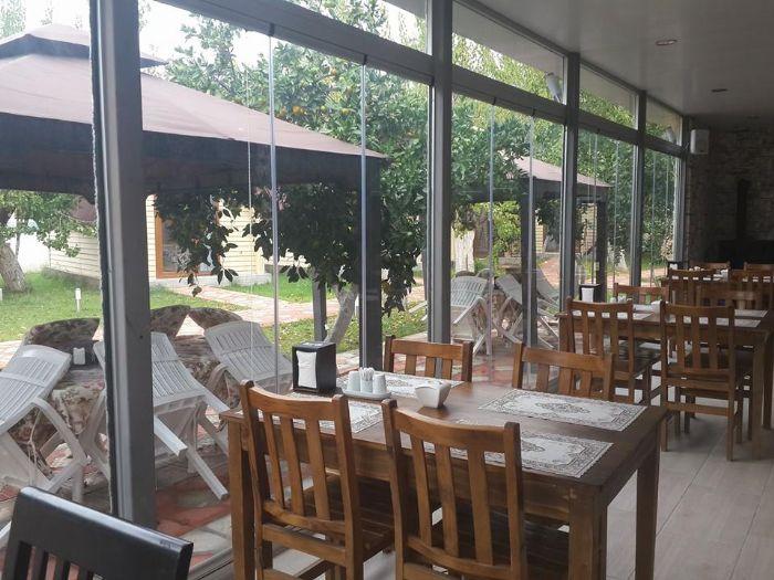 idavilla restaurant1 emresupcin - Akçay Bungalov Otel