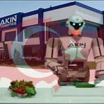 AkinRobotics GarsonAda emresupcin 150x150 - Yerli Üretim, Milli Güç: AKINROBOTICS