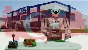 AkinRobotics GarsonAda emresupcin 300x171 - Yerli Üretim, Milli Güç: AKINROBOTICS
